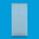 STRIP CURTAIN PVC BRACKET
